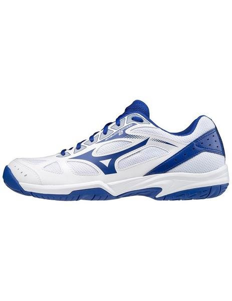 Zapatillas indoor Cyclone speed 2 - Blanco azul