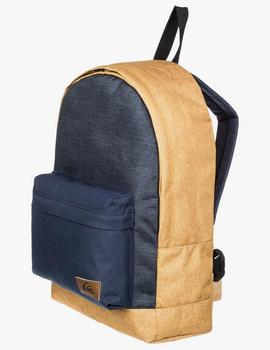 Mochila Everyday poster plus - Azul mostaza