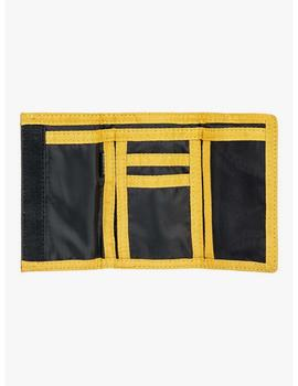 Cartera - The every day wallet - gris amarillo