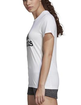 Camiseta W bos co tee - Blanco
