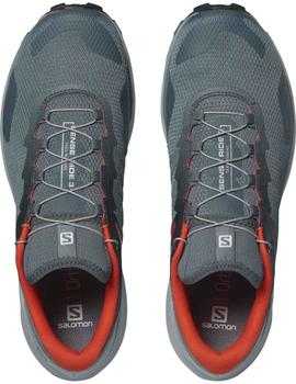 Zapatillas trail Sense ride 3 - Gris