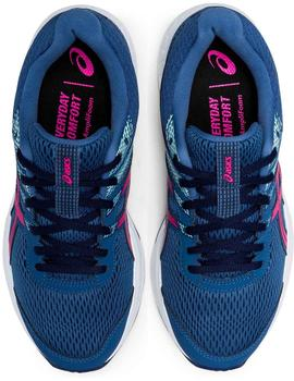 Zapatillas Gel contend 6 - Azul rosa