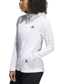 Chaqueta Aeroready knitted jacket w - Blanco