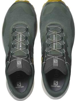 Zapatillas trail Sense ride 3 - Verde