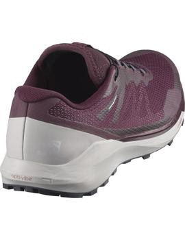 Zapatillas trail Sense ride 3 w - Morado