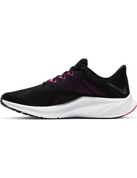 Zapatillas Wmns quest 3 - Negro rosa