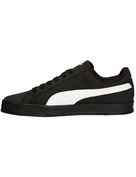 Zapatillas urban Smash vulc - Negro blanco