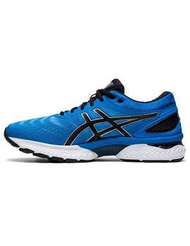 Zapatillas running Gel nimbus 22 - Azul