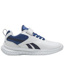 Zapatillas Rush runner - Blanco azul