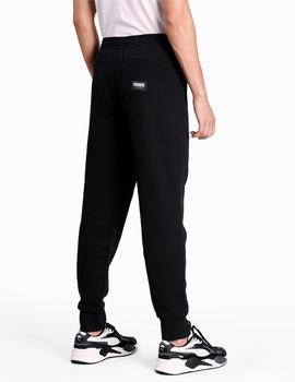 Pantalon Athletics pants - Negro