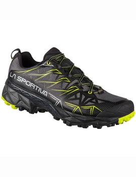 Zapatillas trail Akyra gtx - Carbon verde