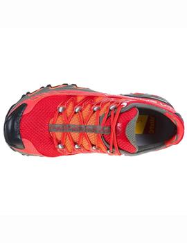 Zapatillas trail Ultra raptor w - Coral gris