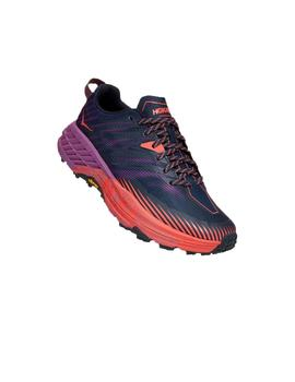 Zapatillas trail Speedgoat w - Navy morado coral