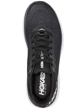 Zapatillas running Clifton 7 - Negro blanco