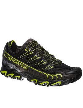 Zapatillas trail Ultra raptor - Negro verde