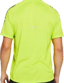 Camiseta técnica Icon ss top - Verde