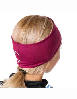 Cinta headband Wintertrail raidlight w - Fuxia