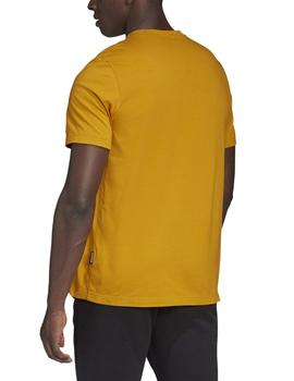 Camiseta Must have bos tee - Mostaza