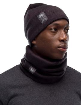 Buff Knitted polar neckwarmer - Negro
