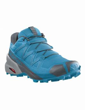 Zapatillas trail Speedcross 5 - Azul ocean