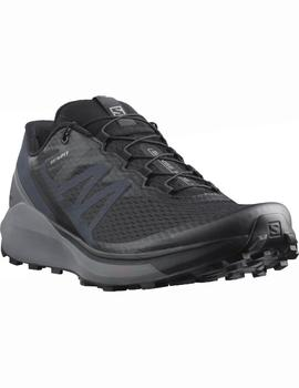 Zapatillas trail Sense ride 4 - Negro