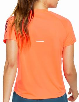 Camiseta tecnica Icon ss top w - Naranja