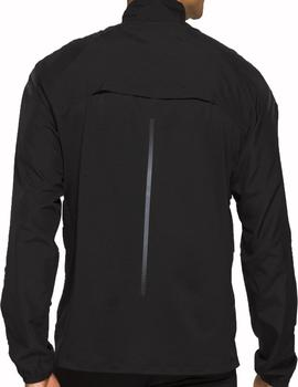Chaqueta running Icon jacket -Negro