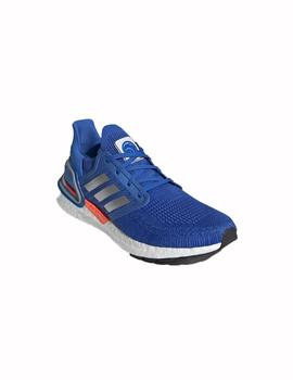 Zapatillas running Ultra boost 20 - Azul