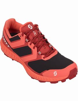 Zapatillas trail Supertrac rc w - Negro rojo