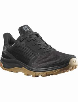 Zapatillas trekking Outbound prism gtx w - Negro
