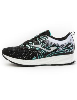 Zapatillas running Storm viper lady - Negro blanco