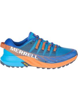 Zapatillas trail running Agility peak 4 - Azul nar