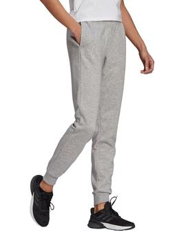 Panalón W essentials stacked ft c pants - Gris