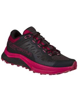 Zapatillas trail Karacal - Negro morado