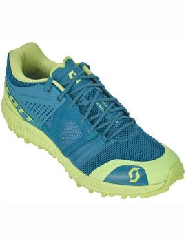 Zapatillas kinabalu power w - Azul verde