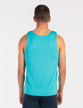 Camiseta Elite viii tank top - Turquesa