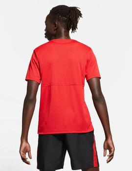 Camiseta Breathe - Rojo