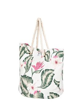 Bolso Sunseeker - Blanco flores