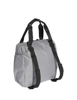Bolso TRAINING ID TOTE H - GRIS NEGRO