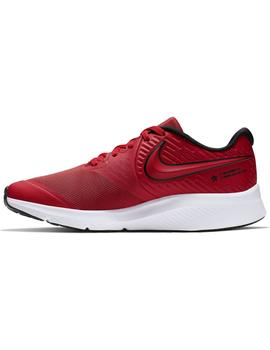 Zapatillas Star runner 2 gs - Rojo