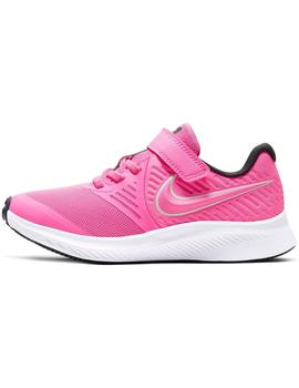 Zapatilla Star runner 2 ps - Rosa