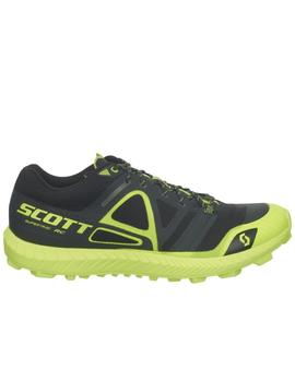 Zapatillas trail Supertrac RC - Negro Amarillo