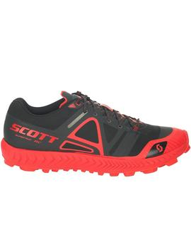 Zapatillas trail Supertrac RC - Negro rojo