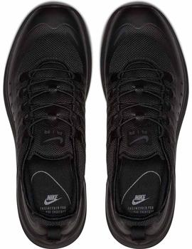 Zapatillas Air max axis - Negro